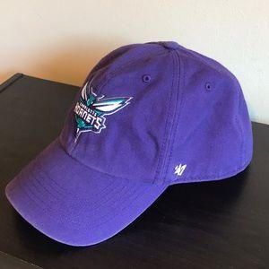 Charlotte Hornets Hat - 47 Brand